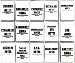 Amazon in: Buy Dr  Bhatia- Handwritten Notes All 20 Subjects