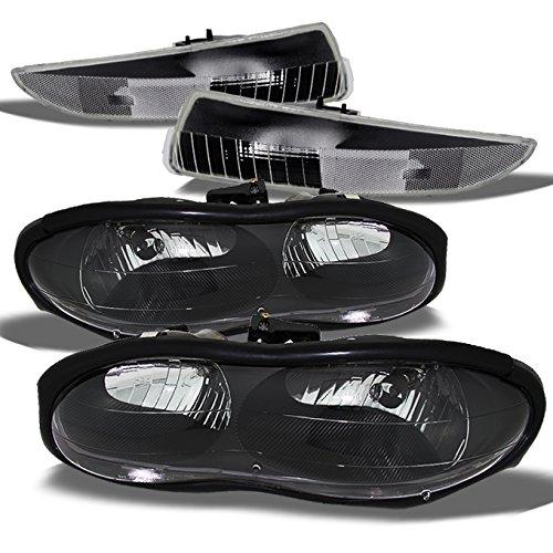 1999 camaro passenger headlight - 2