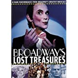 Broadway's Lost Treasures by Acorn Media by Chris Cohen