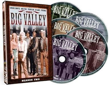 Amazoncom The Big Valley Season 2 Barbara Stanwyck Lee