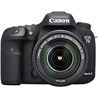 Canon EOS 7D Mark II Digital SLR Camera with 18-135mm IS STM Lens - International Version