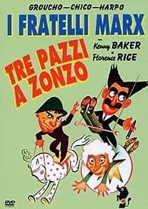 Tre Pazzi A Zonzo [Italia] [DVD]