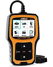 ANCEL AD410 Universal Automotive OBDII Scanner Auto Diagnostic Engine Fault Code Reader