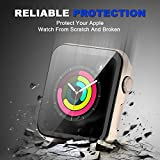 Fohuas Compatible Apple Watch Case with Screen