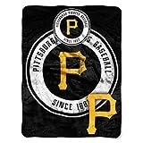 "MLB Pittsburgh Pirates ""Triple Play"" Micro Raschel"