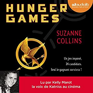 Hunger Games (Hunger Games 1) Audiobook