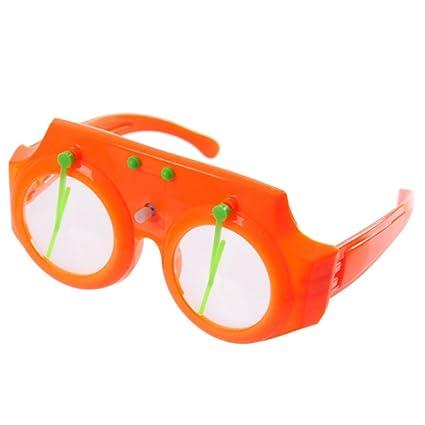 Niños divertidos gafas de plástico arriba del limpiaparabrisas Idea de regalo