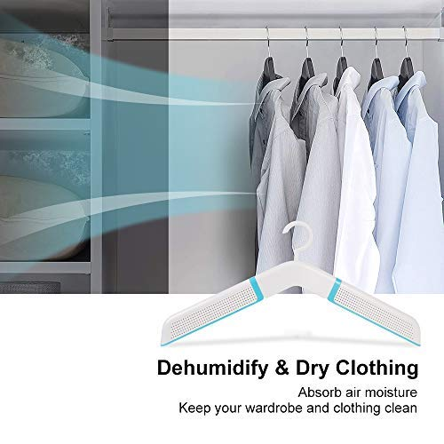 Home & Kitchen Anti-mold Moisture and Long Life Reuse ELEPHAS Wardrobe Hanging Dehumidifier Desiccants Suitable for Kitchen Cupboard Bathroom Wardrobe Closet Kitchen & Home Appliances