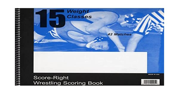 Amazon.com: score-right Standard Wrestling 42 cerillas ...