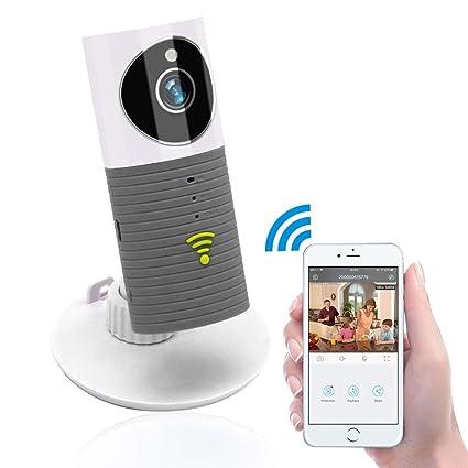Clever Dog Cámaras de seguridad inalámbricas Wifi / Smart Baby Monitor / cámara de seguridad de