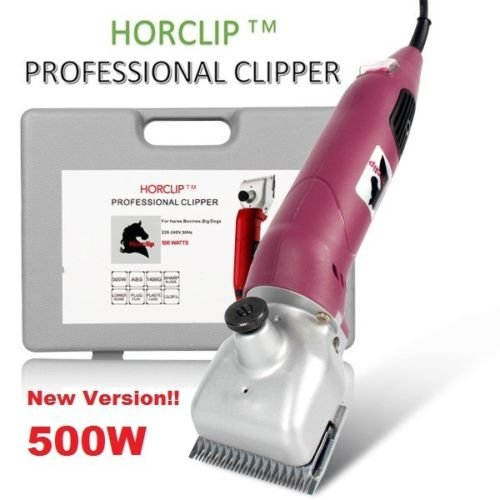 Other Horclip 500W Professional Extra Heavy Duty Cheval bétail tondeuse CP-9120