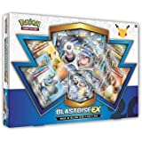 Pokémon TCG Red and Blue Collection: Blastoise EX Box (Tortank) - Version Anglaise