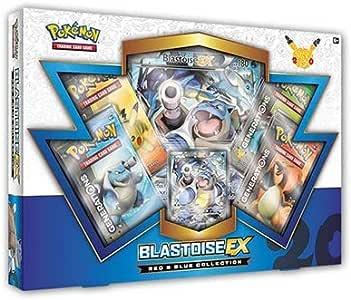 Pokémon 13721 - Caja de colección Blastoise-EX: Amazon.es: Juguetes y juegos