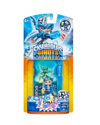 Skylanders Giants: Lightcore Chill Character