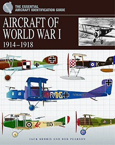 Aircraft of World War I 1914-1918 (Essential Identification Guide) (Collection World Aircraft)