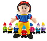 Snow White & Seven Dwarfs Pupp