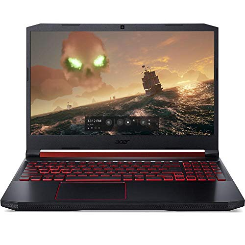 Notebook Gamer Acer Nitro 5 AN515-54-71CC Intel Core i7 16GB 1TB HD 128GB SSD GTX 1650 15.6' Windows 10