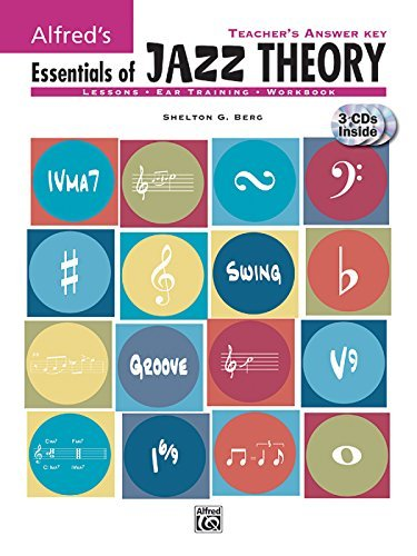 Download By Shelton. G. Berg Alfred's Essentials of Jazz Theory, Teacher's Answer Key (Book & 3 CD's) (Pap/Com An) [Paperback] pdf epub