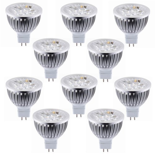 Lot Dimmable 12V MR16 Bulbs