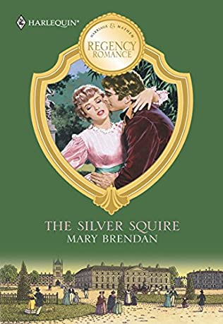 book cover of The Silver Squire