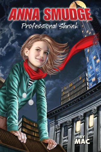 Anna Smudge: Professional Shrink (The Professionals)