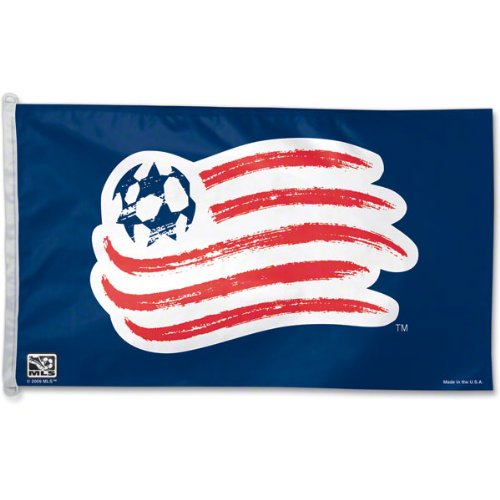 MLS New England Revolution 3-by-5 foot Flag