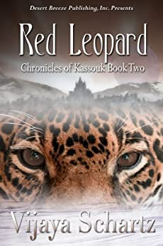 Red Leopard (Chronicles of Kassouk Book 2) by [Schartz, Vijaya]