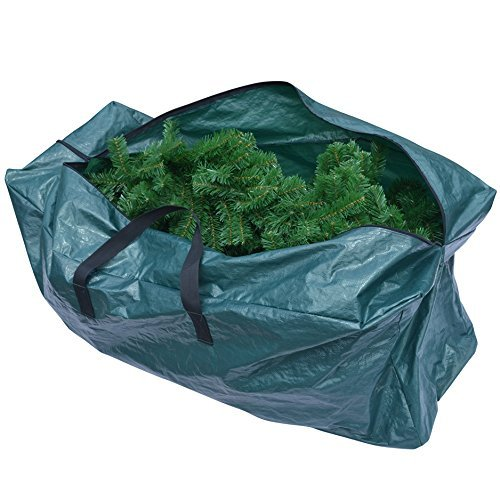 Strong Camel Artificial Christmas Tree Storage Bag For Up to 8ft Tree (Disassembled Tree) (Green)