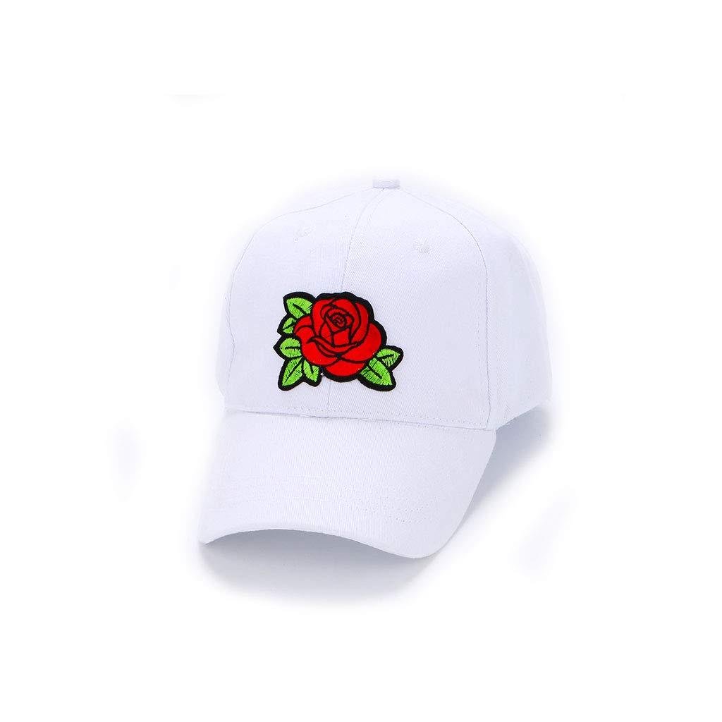 Jeerui Gorra de béisbol Sombrero de algodón con Cola de Caballo ...