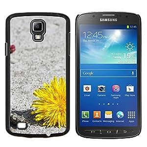 "Samsung i9295 Galaxy S4 Active / i537 (NOT S4) , JackGot - Impreso colorido protector duro espalda Funda piel de Shell (Planta Naturaleza Forrest Flor 34"")"