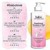 Babo Botanicals Smoothing 2-in-1 Shampoo & Wash