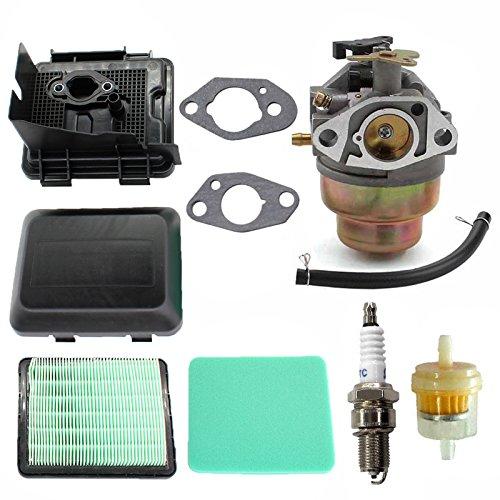 Aisen Carburador Kit De Carcasas con tapa de filtro de aire Filtro ...