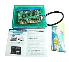 LICHO Neo Geo SNK 138 in 1 MVS Mutli Game PCB Jamma Board Horizontal Monitor Game Machine/Arcade Cabinet