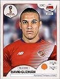 #8: 2018 Panini World Cup Stickers Russia #407 David Guzman