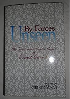 Amazon tangled web by eric mead book toys games by forces unseen the innovative card magic of ernest earick by stephen minch 1993 fandeluxe Images