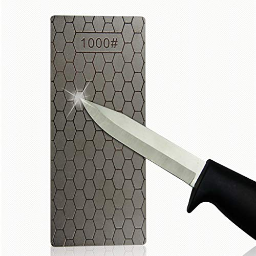 Sharpeners - Portable Ultra-thin Diamond Sharpening Stone 150631mm Honeycomb Surface Whetstone Knife Sharpener Kitchen Grinding Tool - by Eileen Ridler