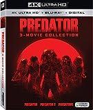 Predator 1-3 Tf Uhd+dhd [Blu-ray]