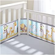 BreathableBaby Breathable Mesh Printed Liner - Best Friends