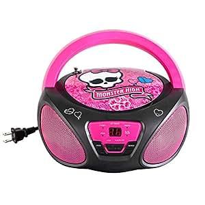 Monster High Boombox - Radio