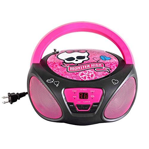 Monster High CD Boombox (56049) by Monster High