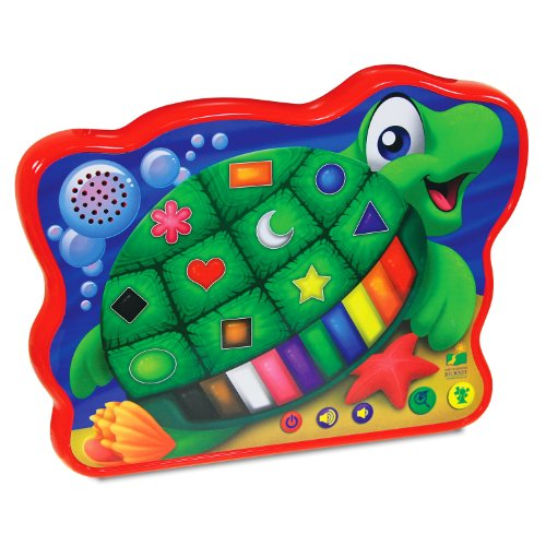 The Learning Journey Touch & Learn, Color & Shape Turtle