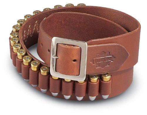 leather ammo belt - 1