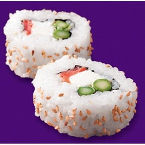 - Seattle Roll Sushi (Sliced) - 100 x 1.0 Oz