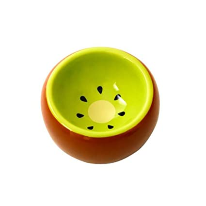 amazon com jolin s shop lovely small animal food water dish for