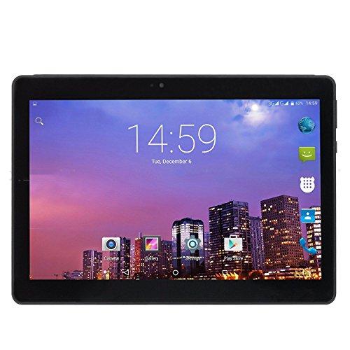 B960 10.1 Inch Phablet Android 6.0 1280 x 800 Quad Core 2GB RAM+16GB ROM (Black)