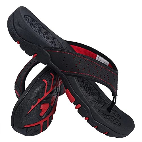 Pictures of JIAWA FILP FlopsMen Summer Sandals Lightweight Soft JWGR5062 2