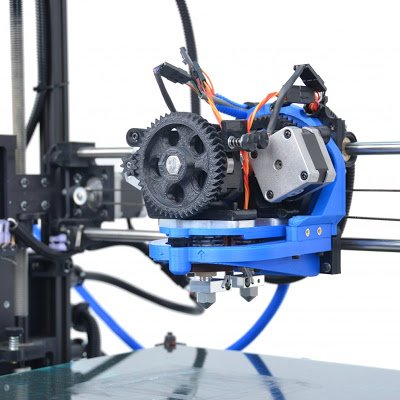 LulzBot Dual Extruder Tool Head for TAZ by LulzBot