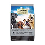 CANIDAE All Life Stages Platinum Less Active Dog Dry Food Multi-Protein Formula 30lbs