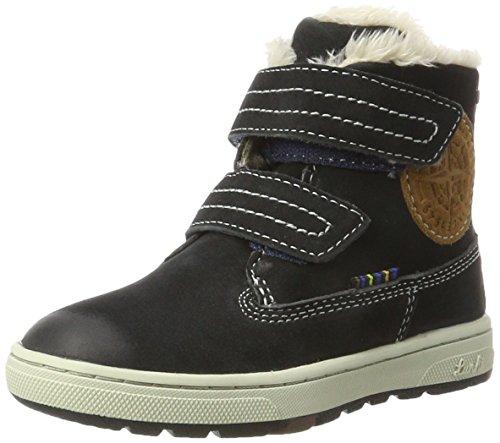 Lurchi Jungen Diego-Tex Hohe Sneaker Blau (Atlantic)