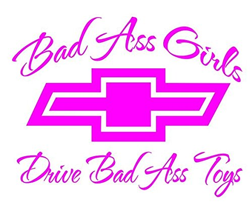 chevy girl truck decals - 3